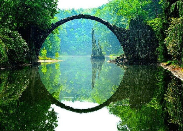 Unusual Places You Never Thought Could Exist in the world