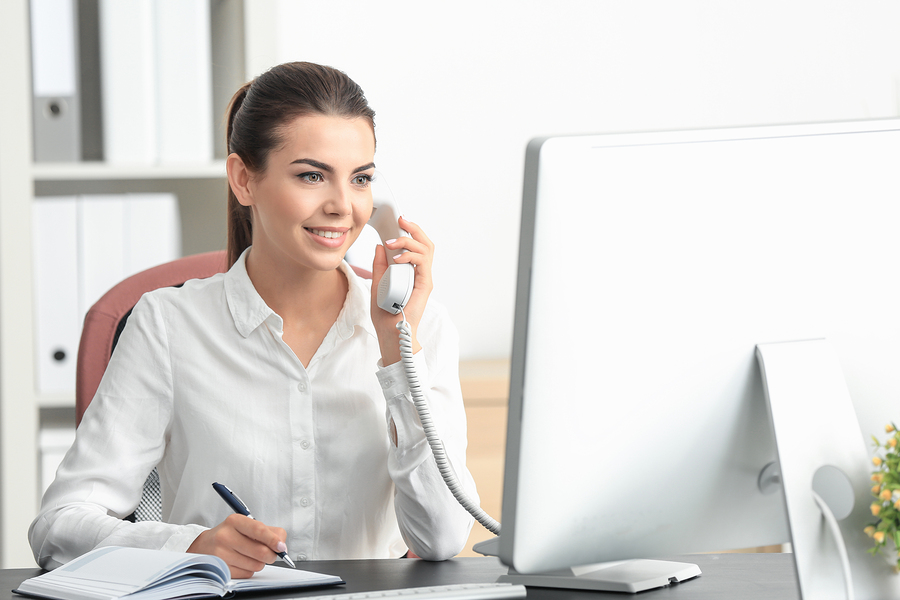 Receptionist Job Openings in Canada